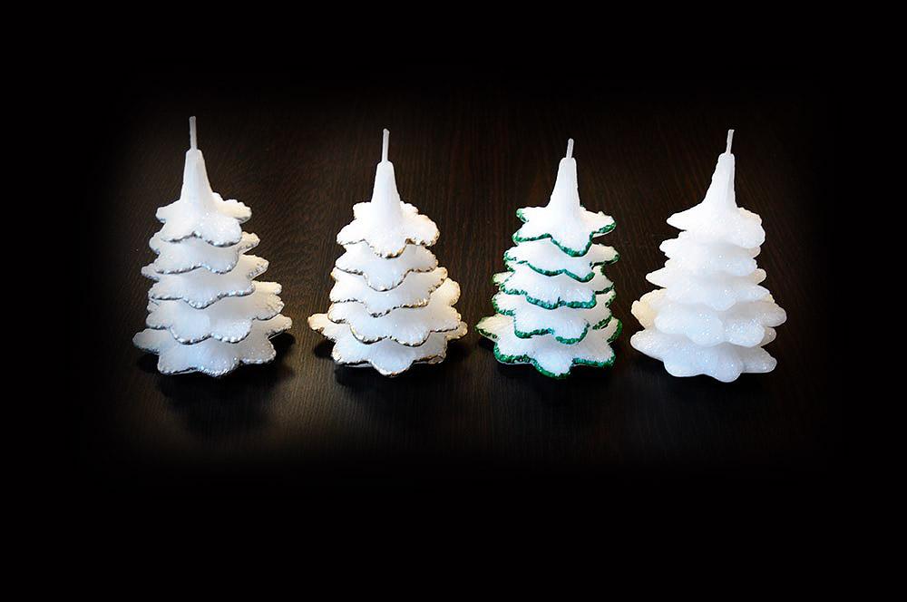 Candle Christmas Tree 10